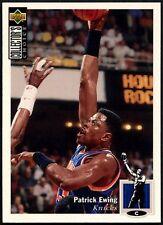 Patrick Ewing #333 Collectors Choice 1994-5 Upper Deck Basketball carte (C502)