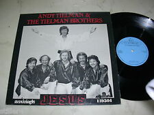 ANDY TIELMAN & THE TIELMAN BROTHERS Jesus (Part 1+2) *GERMAN MAXI*