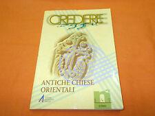 credere oggi antiche chiese orientali 3/2005