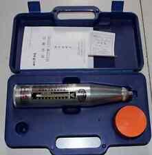 High Quality Resiliometer Concrete Rebound Hammer Test Schmidt Hammer t