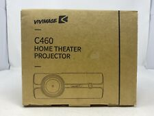 VIVIMAGE C460 Home Theater Projector Open Box