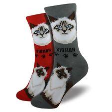 Birman Cat Socks