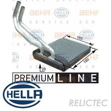 Interior Heater Matrix Heat Exchanger for Hyundai:TERRACAN 97010-H1729