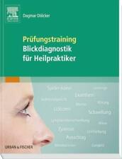 Prüfungstraining Blickdiagnostik für Heilpraktiker | Dagmar Dölcker | Buch
