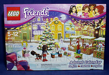 New LEGO 41102 FRIENDS ADVENT CALENDAR - Christmas 24 GIFTS Andrea LIZA - Sealed
