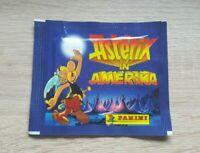 Panini 1 Tüte Asterix in Amerika America Bustina Pochette Pack Sobres