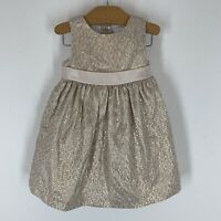 NWT Gymboree Metallic Sweater Dress Girls Rose Gold 5//6,7//8,10//12,14