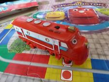 Chuggington Let's Ride les rails 2 en 1 Floor Puzzle Race 'N' Chase Board Game