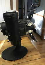 Rare Vintage Bell & Howell Filmo Film Projector 16 mm In Case.