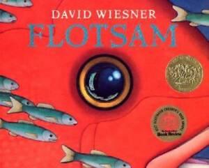 Flotsam - Hardcover By Wiesner, David - GOOD