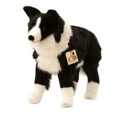 Border Collie 'Julia' collectable plush soft toy dog by Kosen / Kösen - 4630