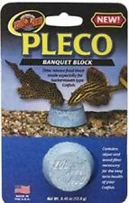 (2 Pack) Zoo Med Laboratories Pleco Banquet Blocks