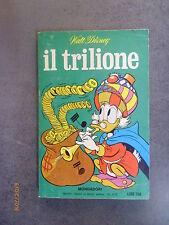 CLASSICI WALT DISNEY n° 41 - II° serie - 1980 - Mondadori - Il Trilione