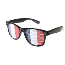 France flag glasses,fun party glasses,France's flag glasses,novelty glasses