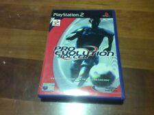 Pro Evolution Soccer (PS2) Play Station 2 Konami European Version