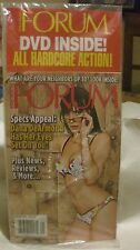 Collectible Penthouse Forum Magazine January 2014 With DVD Included     NEW eb84