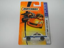 Matchbox MBX Metal Ford Crown Victoria Police #49