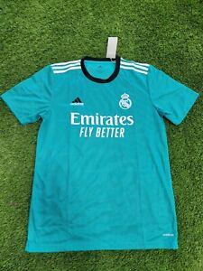 adidas Real Madrid 3rd Men's Soccer Jersey- 2021/22