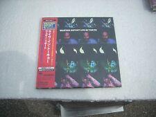 WEATHER REPORT  - LIVE IN TOKYO - JAPAN 2CD MINI LP
