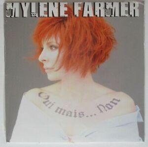 Mylène Farmer CD 2 titres Single Oui mais non 2010 neuf scellé