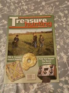TREASURE HUNTING Magazine ~ march 2007 - ANNUAL TREASURE REPORTS