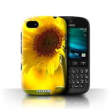 STUFF4 Phone Case for Blackberry Smartphone/Floral Garden Flowers/Cover
