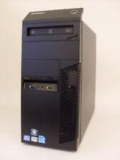 PC System Lenovo ThinkCentre M92p i5 3,3GHz 8GB 120GB SSD 500GB HDD WIN 10