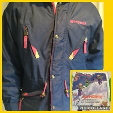 Phoenix Ski Jacket Goretex Skiing Winter Snow Sport Mens Small Made UK Women Too