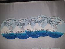 55 Children's Audio Stories on CD Classic Children Kids Fairy Stories Disk 6-10