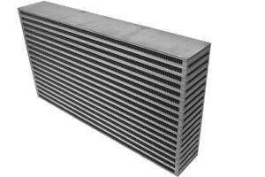 CSF High Performance Bar & Plate Intercooler Core 20in x 12in x 3in