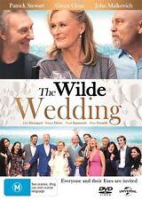 The Wilde Wedding (DVD, 2018) Ex rental