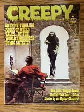 Creepy #3, June 1965, FN/VF Warren Magazine Frazetta Cover