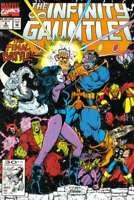 Infinity Gauntlet (1991 series) #6 in NM minus condition. Marvel comics [*yp]