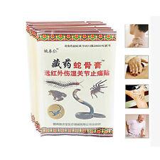 Chinesische Orthopädische Pflaster Rheumatisch Schmerzlinderung Ginseng Neu W2X6