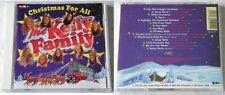 THE KELLY FAMILY Christmas For All .. 1994 EMI Kel-Life CD TOP