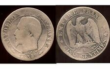 5 centimes NAPOLEON III 1854 A  (1)