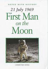 Primo uomo sulla Luna: 21 LUGLIO 1969 (date con cronologia), Malam, John, NUOVO LIBRO MO