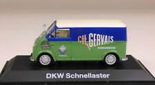 """Schuco 02395 DKW Schnellaster Kasten """"Gervais"""" 1:43 NEU-OVP"""
