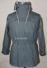 WWII GERMAN MOUSE GREY AND WHITE REVERSIBLE MOUNTAIN ANORAK SMOCK L -32472
