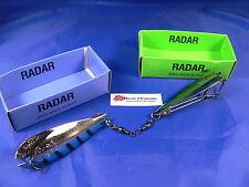 1 ondulante Martin Radar antialga gr 10 spinning trota, persico, luccio, spigola