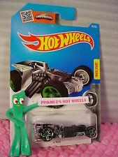 Case D/E 2016 i Hot Wheels Z-ROD #45✰Chrome/Black; green pr5✰Super Chromes