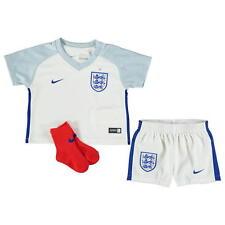 Nike England Home Mini Kit 2016 Bambino Taglia 18-24 mesi ref C1057 -