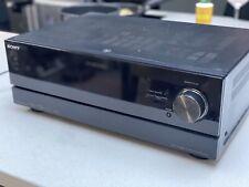 Sony STR-DN1010 7.1 Channel 110 Watt Receiver Cinema Amplifier