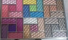 GORGEOUS EYE SHADOW PALLET, 30 SHIMMERY COLOURS WITH FREE SAFFRON BLACK EYELINER