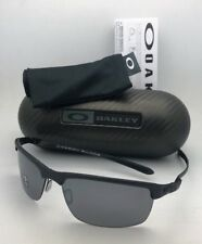 Polarized OAKLEY Sunglasses Carbon BLADE OO9174-03 Black Carbon Fiber w/ Iridium