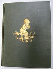 Piter Pan dans les jardins de Kensington Rackham Ed. Hachette 1907 EO TBE