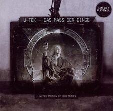 U-TEK Das Mass der Dinge CD 2010 LTD.1000 PART 9