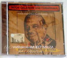 RUDY CALZADO AND CUBARAMA - A TRIBUTE TO MARIO BAUZA - CD Sigillato