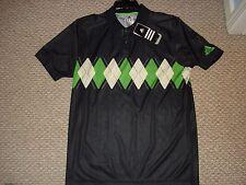 NWT Adidas Spezial aZ Argyle ClimaLite Tennis Polo Shirt V37415 Medium