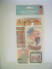 JOLEES BOUTIQUE ARIZONA TRAVEL SCRAPBOOKING STICKERS